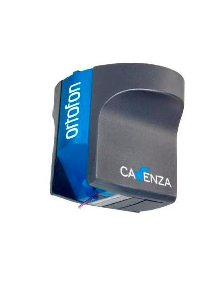 Cápsula de bobina móvil Ortofon MC Cadenza Blue - 1