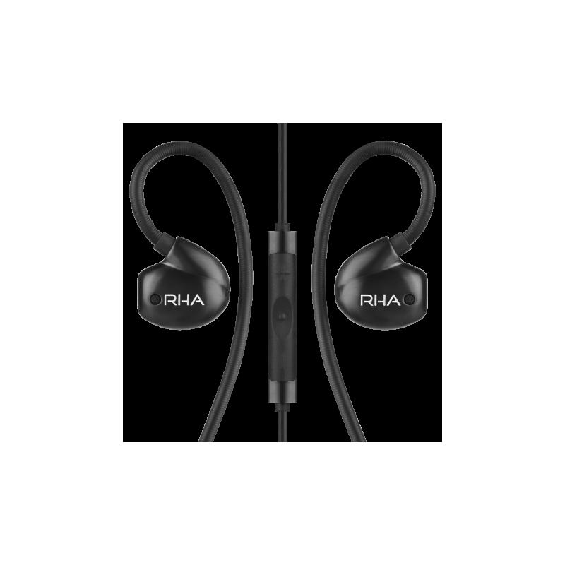 Auriculares RHA T20i Black - 3