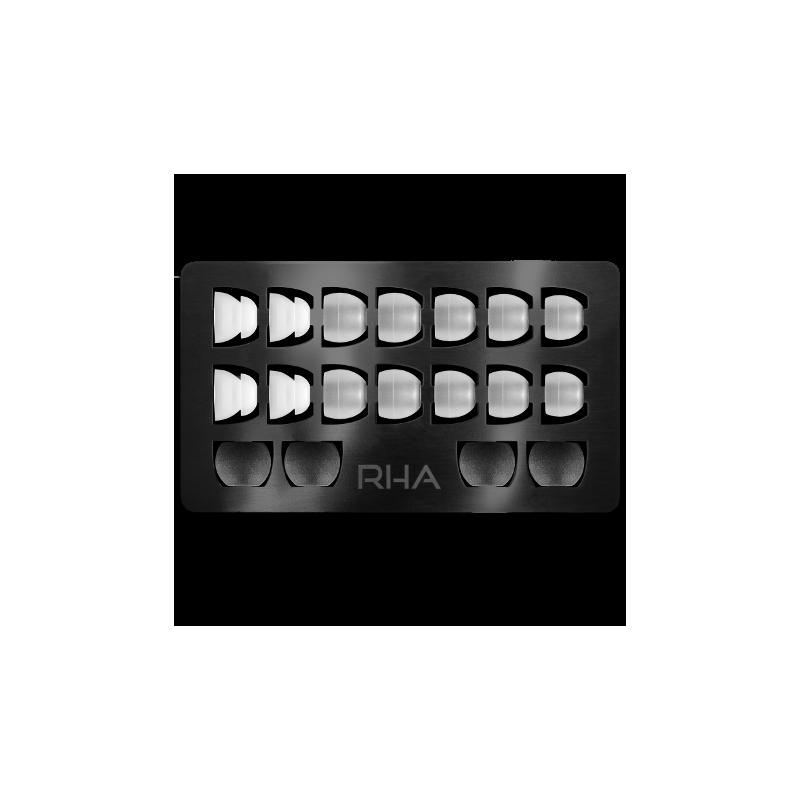 Auriculares RHA T20i Black - 4