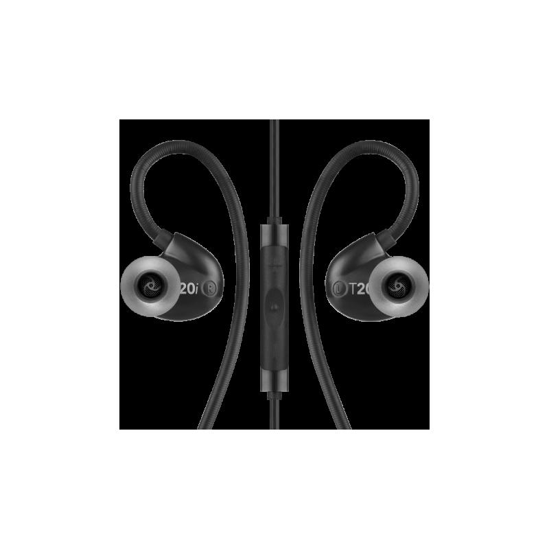 Auriculares RHA T20i Black - 1