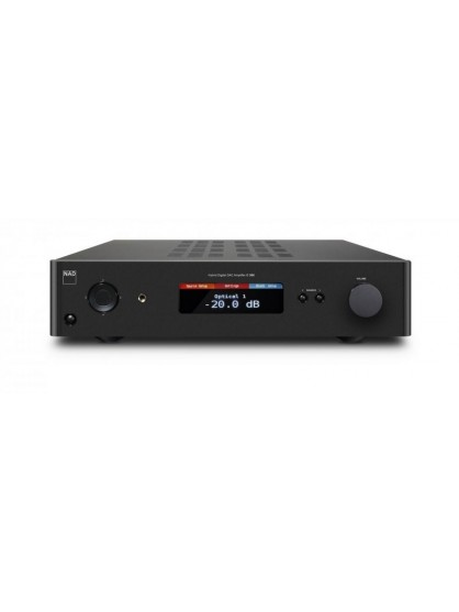 Amplificador integrado NAD C 368 - 1
