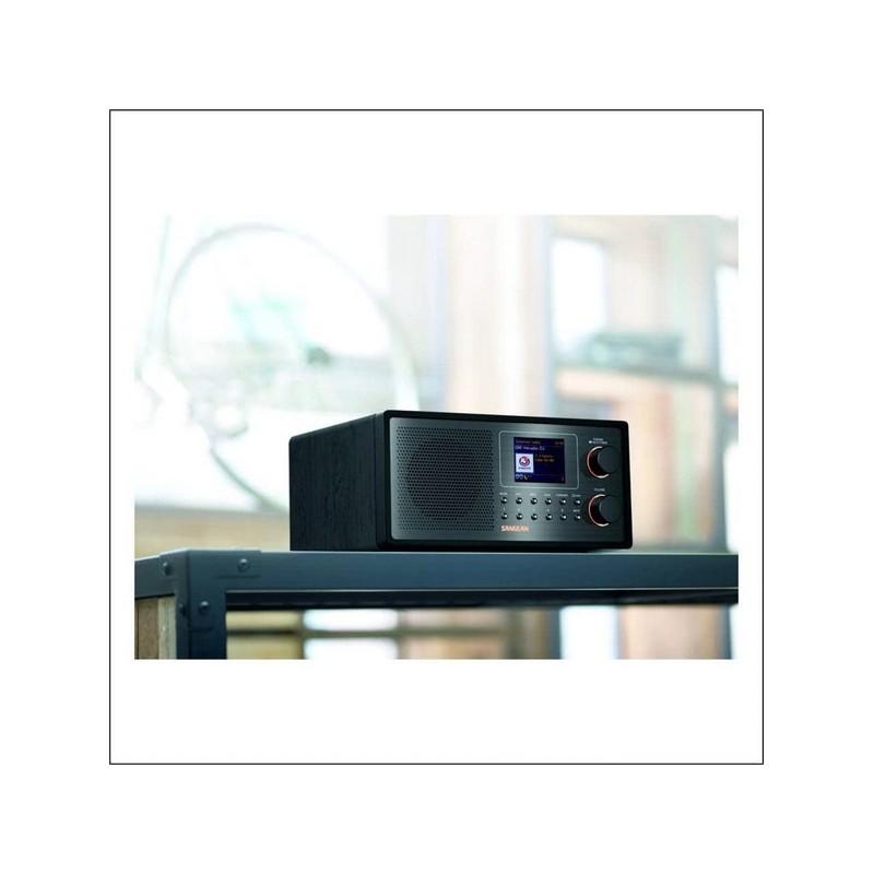 Radio Sangean WFR-30 - 3