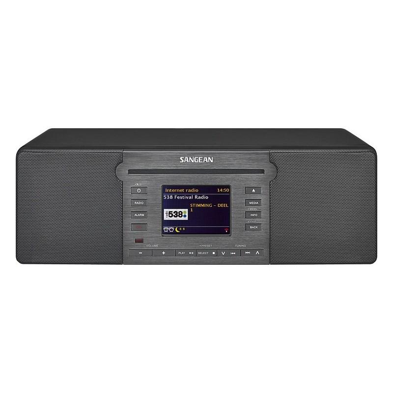 Radio Sangean DDR-66 BT SmartLink 9 - 1