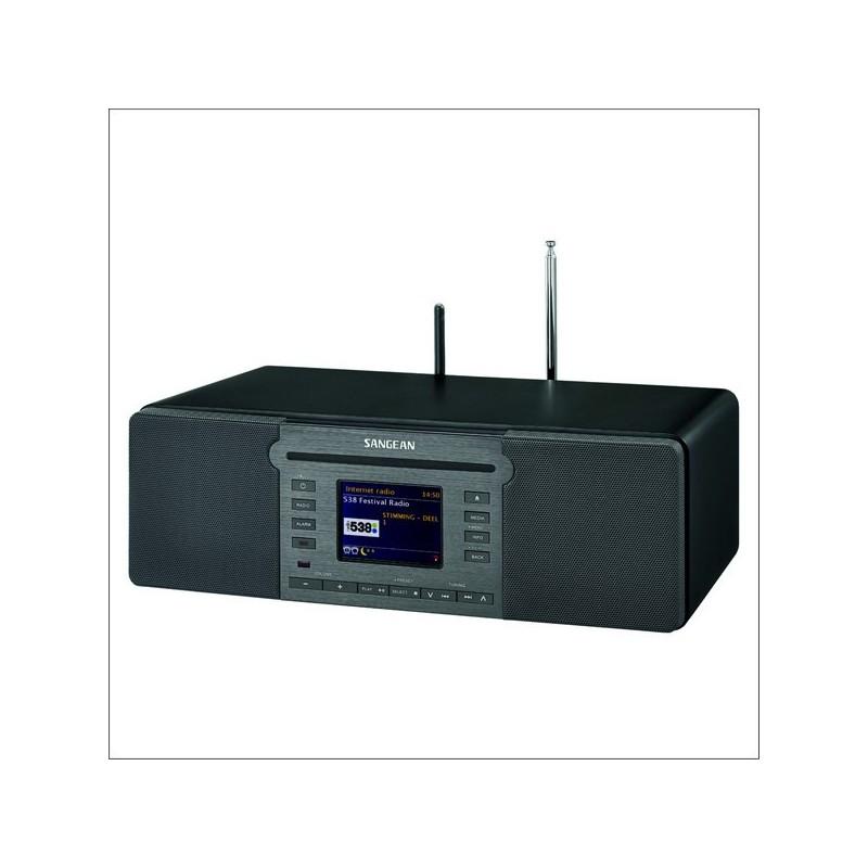 Radio Sangean DDR-66 BT SmartLink 9 - 2