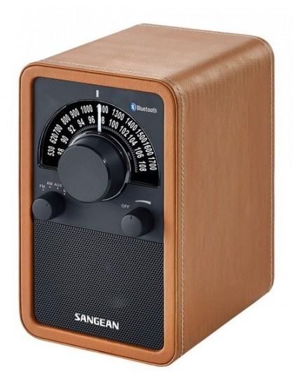 Radio Sangean WR-15 BT Marrón - 1