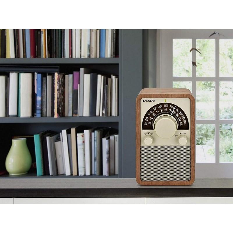 Radio Sangean WR-15 BT Nogal - 5