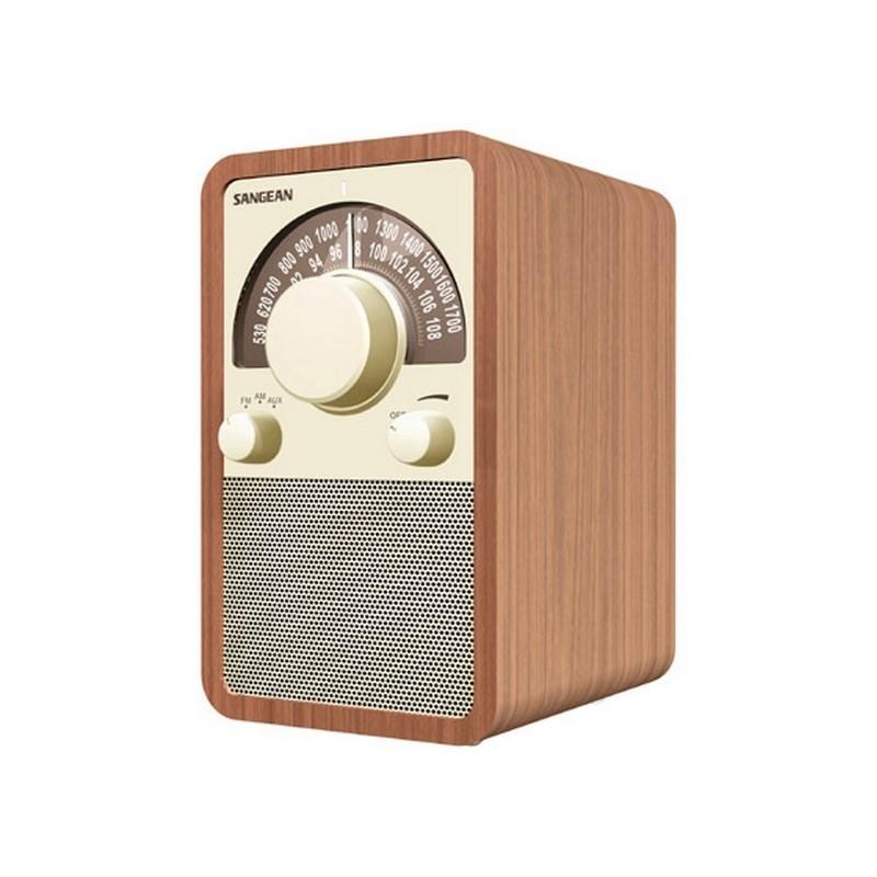 Radio Sangean WR-15 BT Nogal - 2