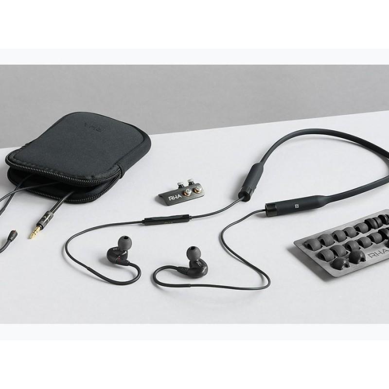 Auriculares RHA T20 Wireless - 8