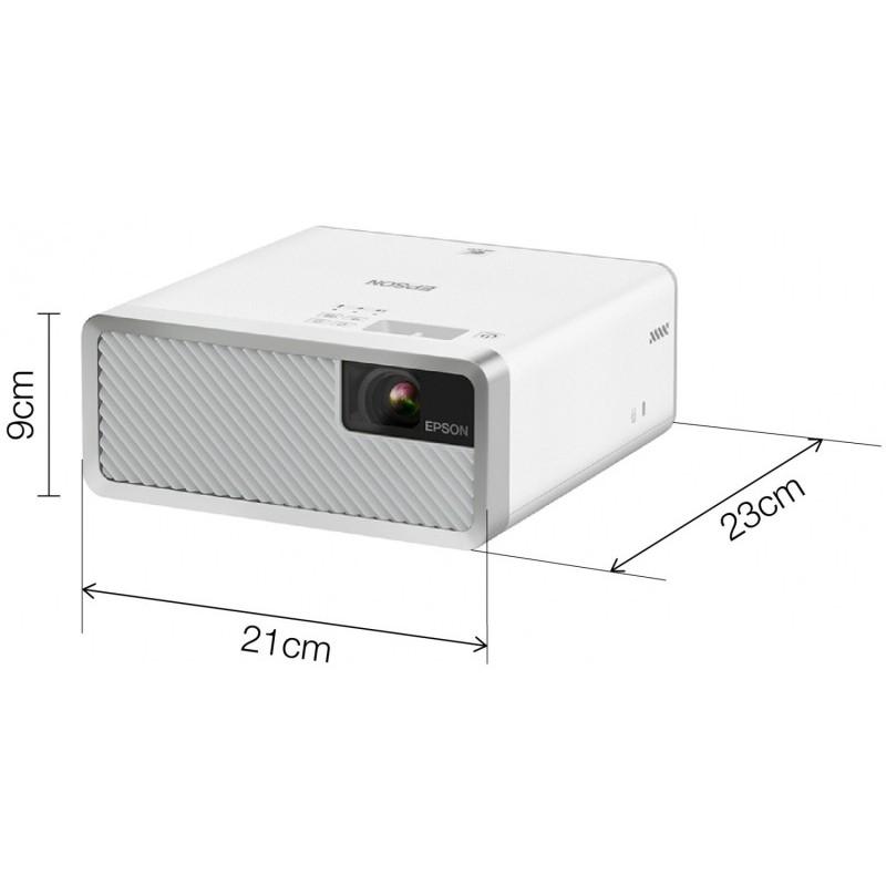 Proyector Láser Portátil EF-100W - 9