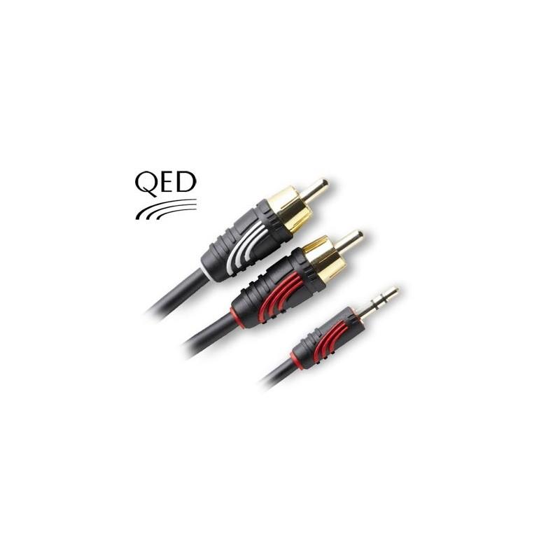 Conexión QED Profile J2P - 3