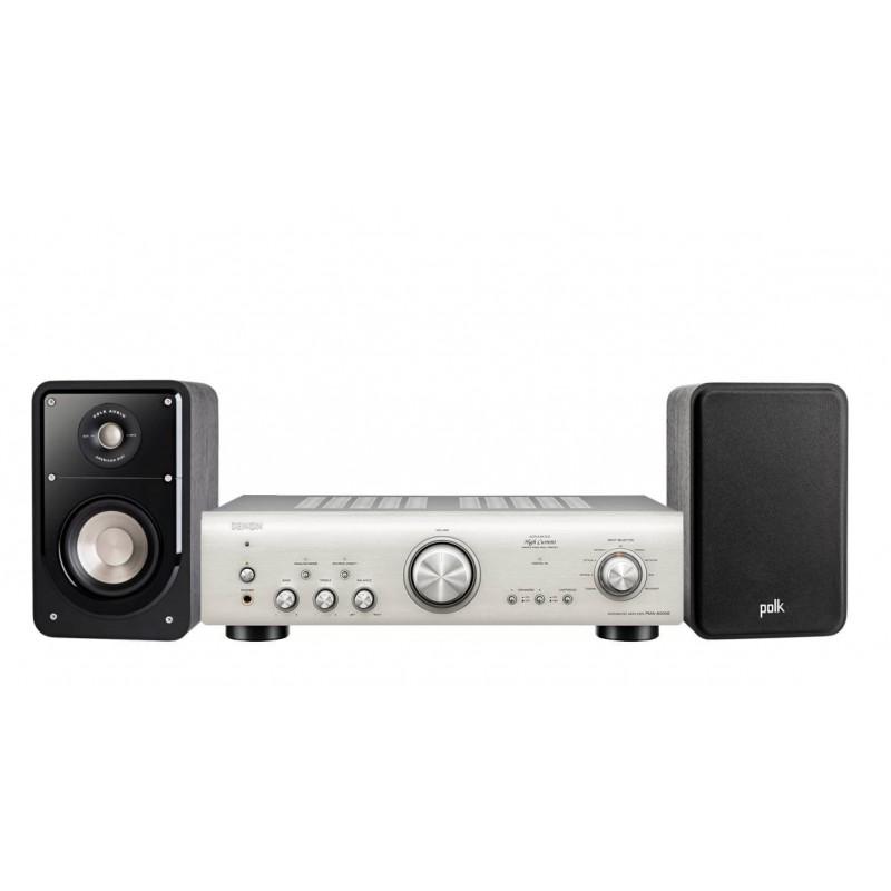 Conjunto Altavoces Polk S15e + amplificador Denon PMA800NE - 1