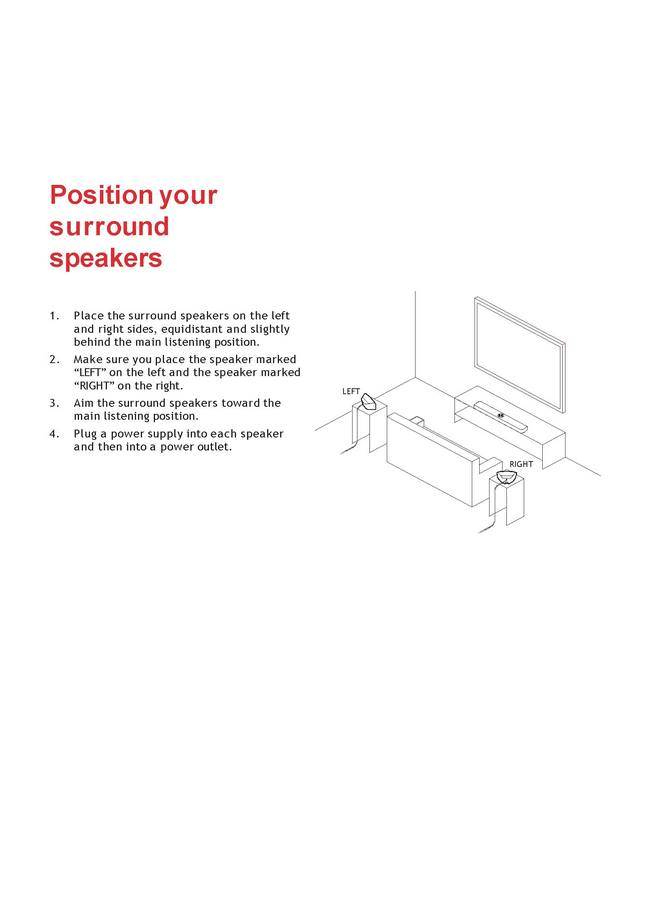 Características Polk Audio React SR2