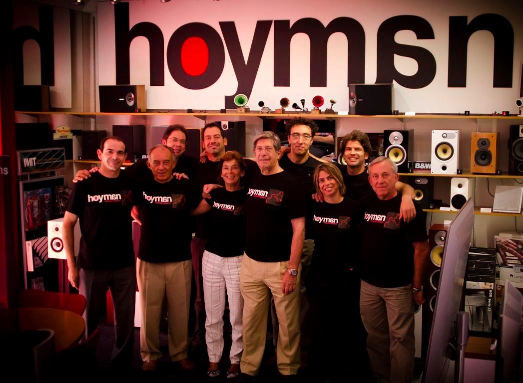 Equipo de Hoyman